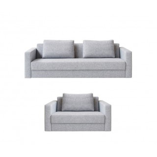 Opera 2 Seater Sofa + Armchair Set