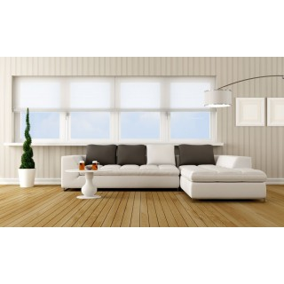 Furby Corner Sofa