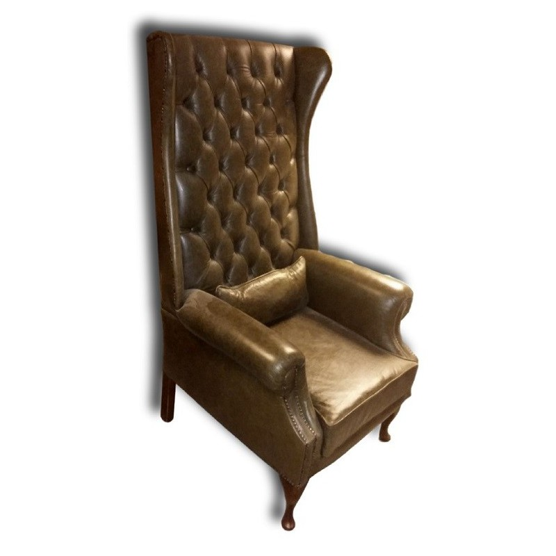 Deluxe chesterfield armchair
