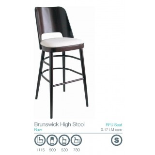 Brunswick High Stool