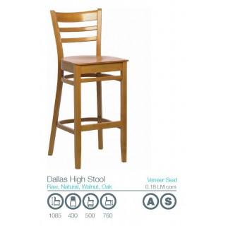 Dallas High Stool