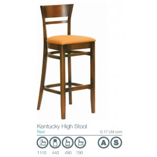 Kentucky High Stool