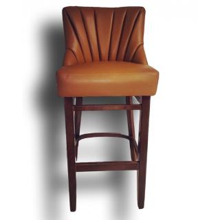 Bespoke fluted stool