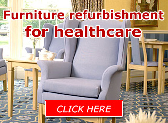 Healthcare furniture refurbishment Manchester