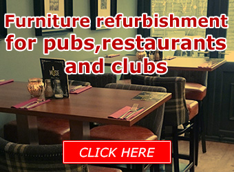 Pub & restaurant furniture refurbishing Manchester