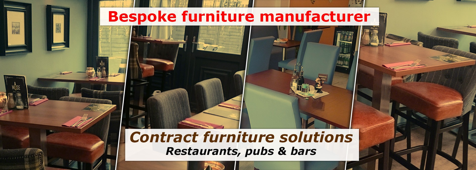 Contract furniture manufacturer Manchester UK